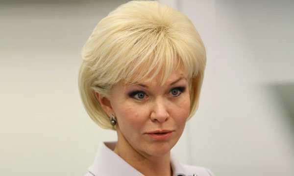 Заместитель министра здравоохранения Татьяна Яковлева