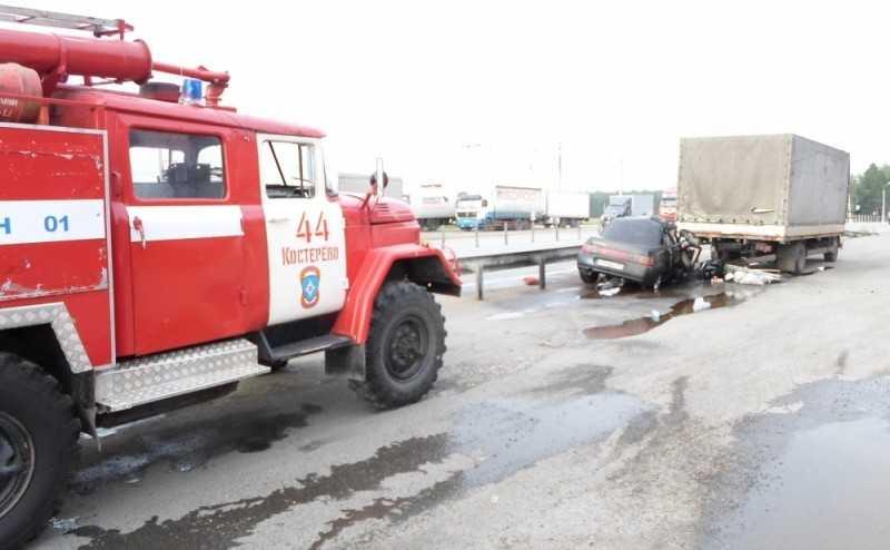 ВДТП под Владимиром погибли мужчина и3-летняя девочка