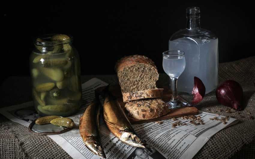Граждане Владимирской области стали чаще травиться спиртом