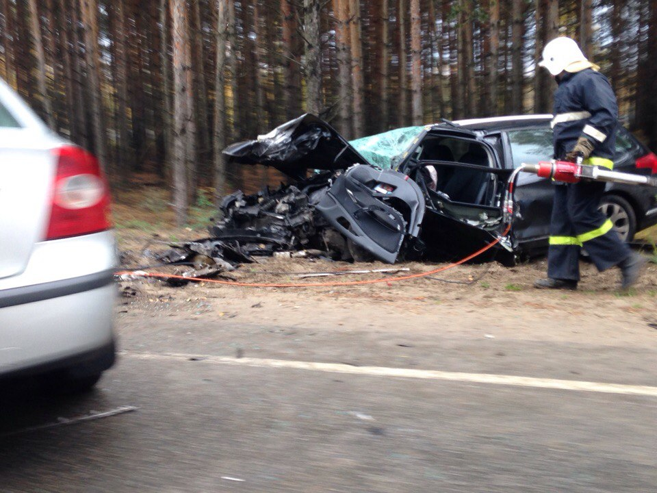 ВДТП около «Улыбышева» умер 50-летний автомобилист