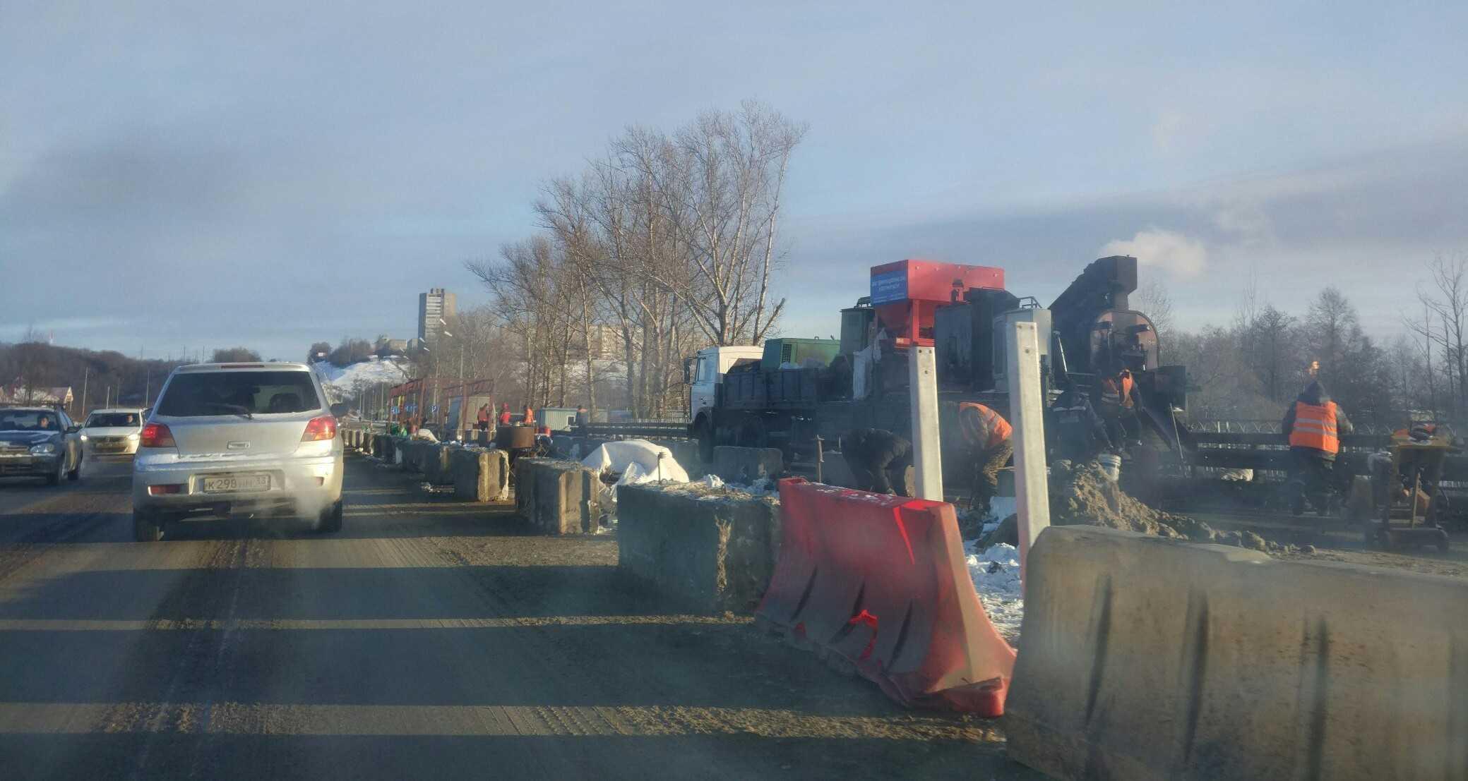 Мост через Рпень окончательно открыли, однако недоделали