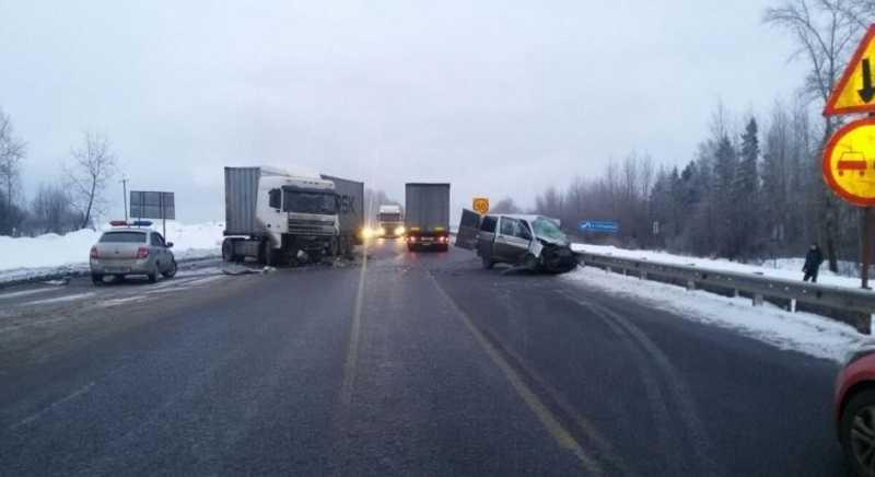 ВДТП воВладимирской области погибли двое граждан Чувашии