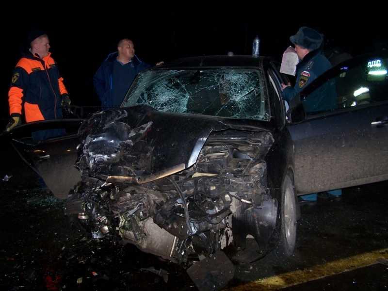 5 человек пострадали вДТП наподъезде кВладимиру от дороги М