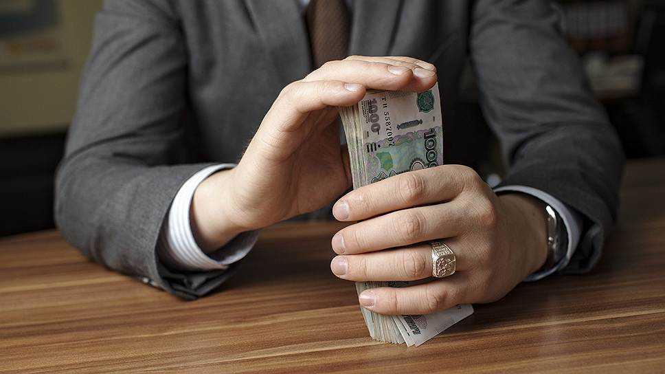 ВоВладимире зам.управляющего банка получил взятку 5млн.700тыс.руб.