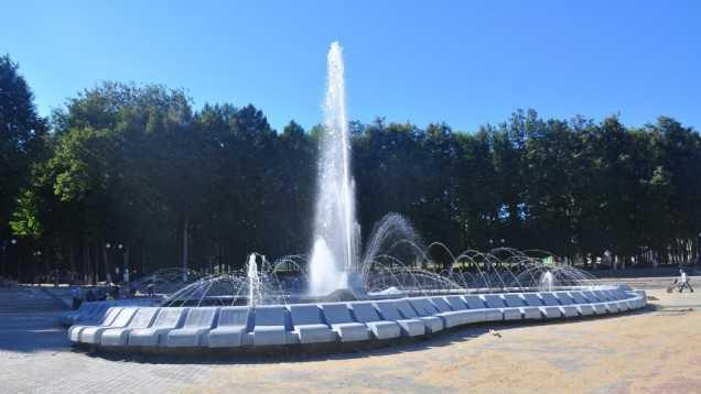 Одного фонтана в Центральном парке мало