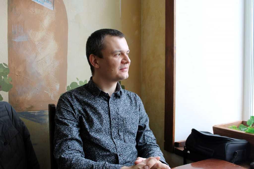 """Фото: со страницы Александра Бологова в социальной сети """"В контакте"""""""