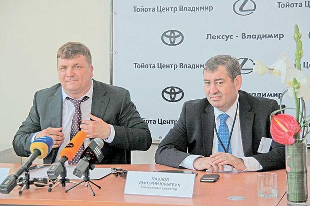 Фото: kp.ru Дмитрий Павлов (справа)