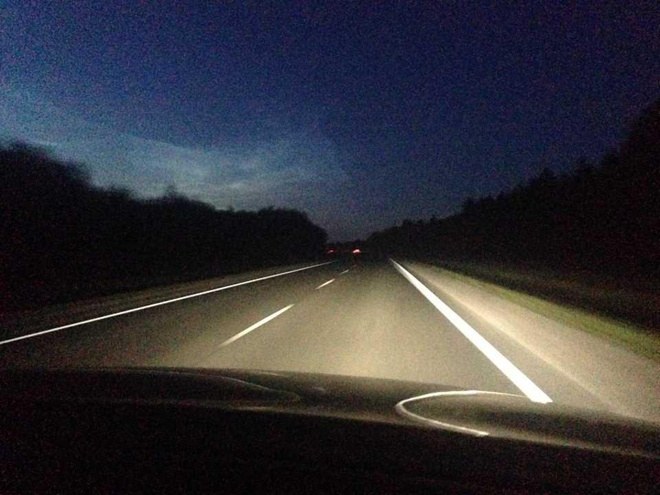 просто огромный, ночь дорога машина картинки всего подходит