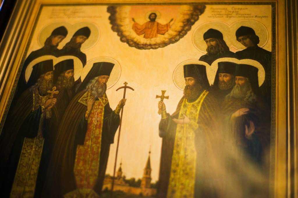День памяти преподобномучеников Казанских