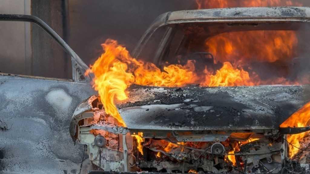 В сгоревшем автомобиле в Суздальском районе обнаружили тело человека