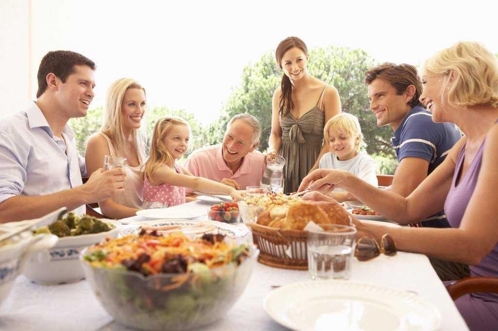 Семейные встречи у Скорпионов в сентябре