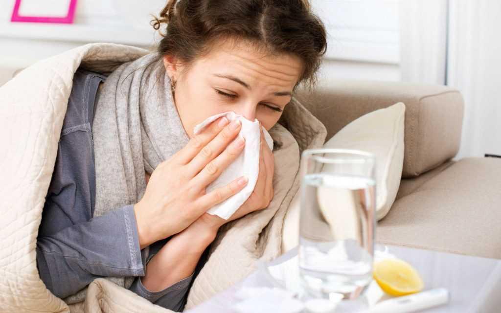 Поражение дыхательных органов и ОРВИ