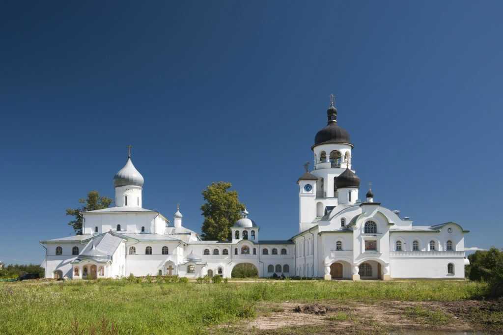 Монастырь Саввы Крыпецкого