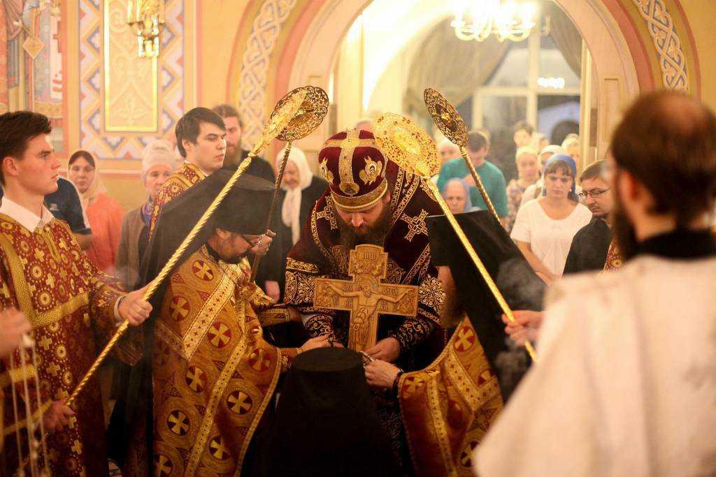 Процесс выноса Креста
