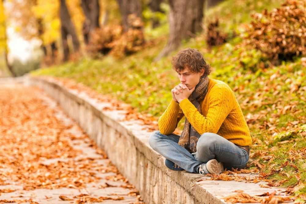Осенняя депрессия у Львов в сентярбе