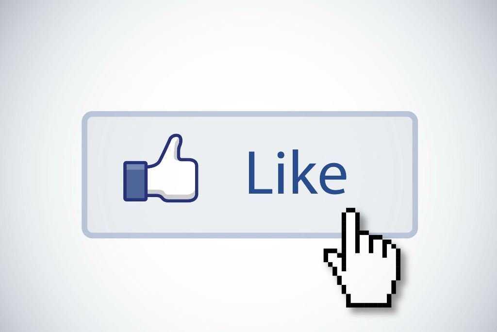 Лайки в Facebook