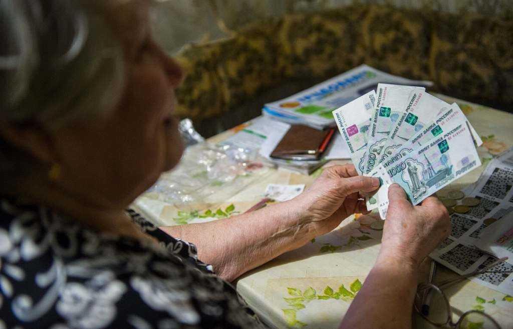 Сипягин предлагает увеличить прожиточным минимум пенсионерам в регионе