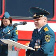 Начальник владимирского управления МЧС В. Белозеров переведен в другой регион