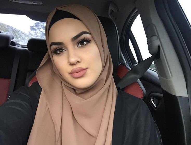 без хиджаба