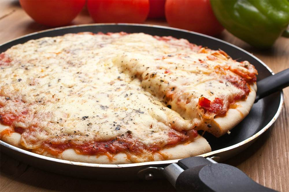 Быстрая пица