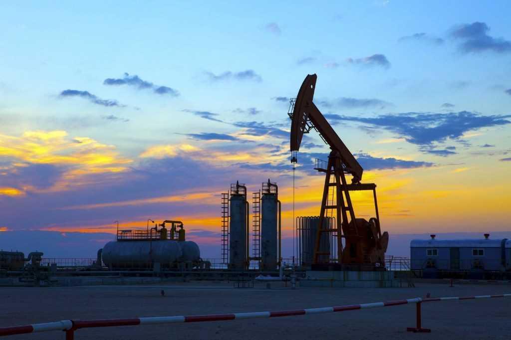 Добыча нефти и газа в Казахстане