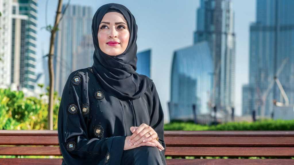Мусульманка без хиджаба
