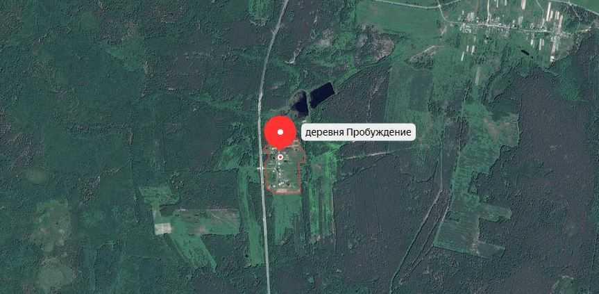 Деревня Пробуждение из Владимирской области