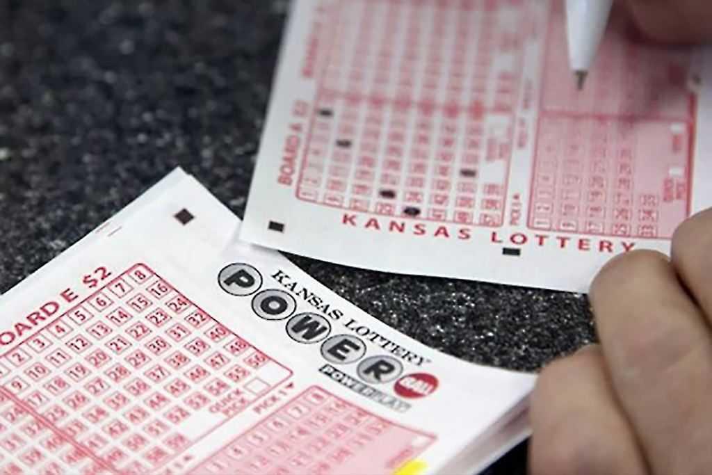 Фото лотерейных билетов