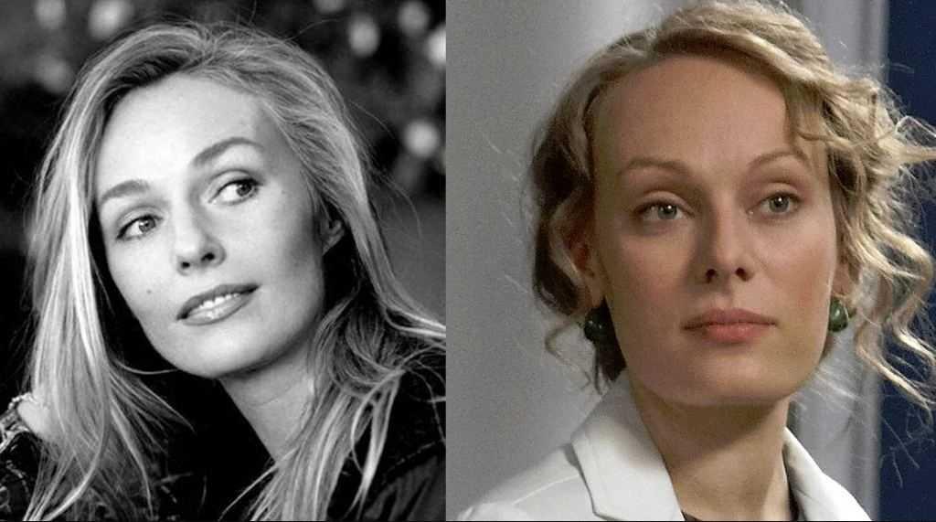 Ольга Ломоносова и Наталья Андрейченко