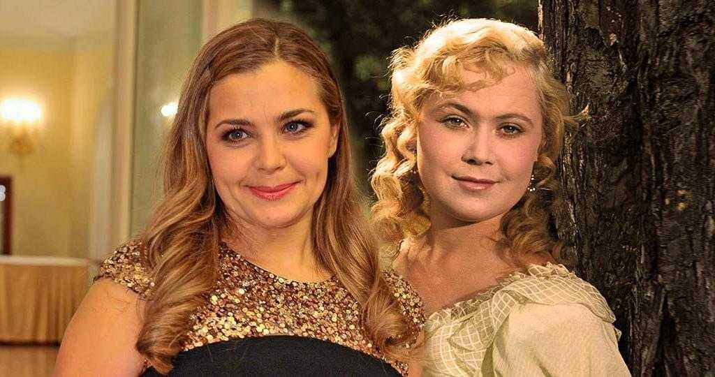 Ирина Пегова и Светлана Немоляева