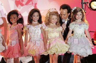 Американские конкурсы красоты для детей