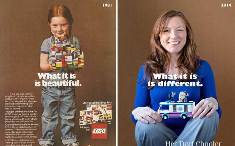 Конструктор Lego — Рейчел Джиордано
