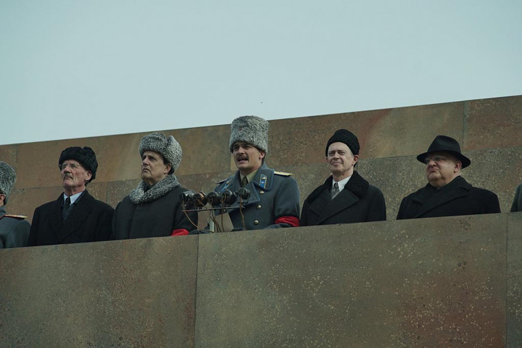 «Смерть Сталина», 2017 (Франция, Великобритания, Бельгия, Канада)