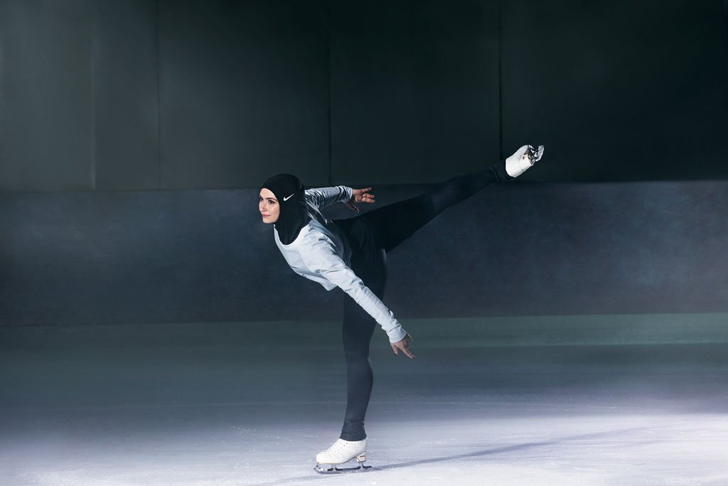 спортивный Nike Хиджаб