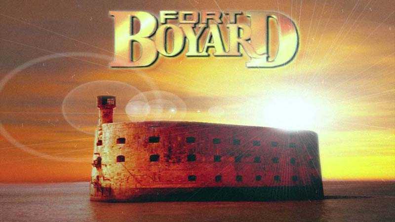 Ключи от форта Боярд