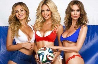 жены российских футболистов