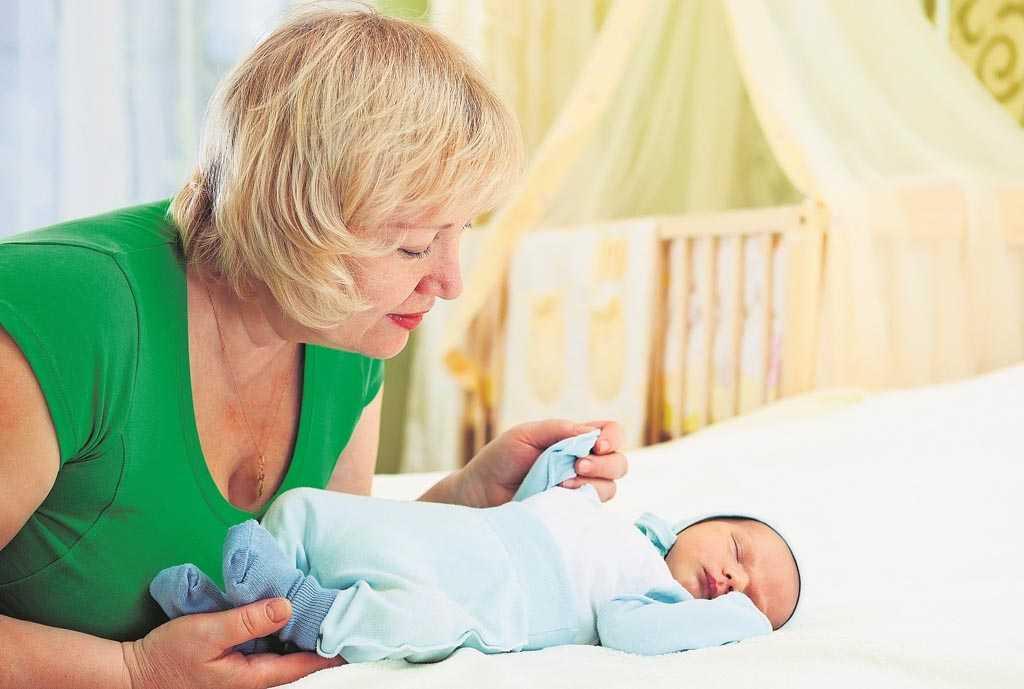 Положительные стороны поздней беременности