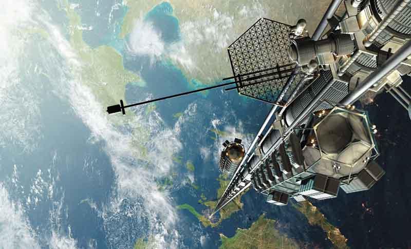 космический лифт экономия от применения