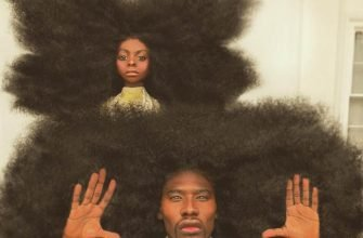 Шикарные волосы Бенни Харлема и его дочери