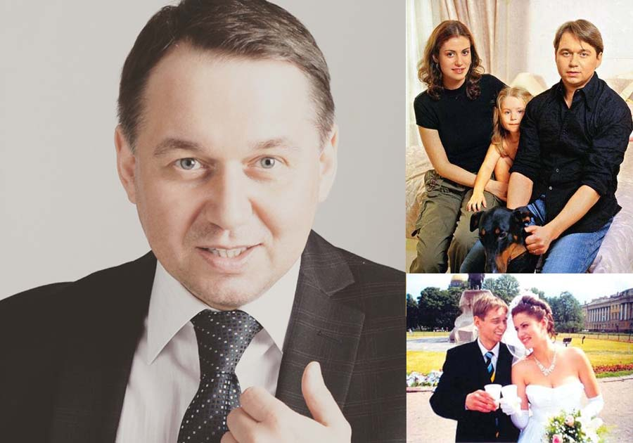 Анна Ковальчук и актер Анатолий Ильченко