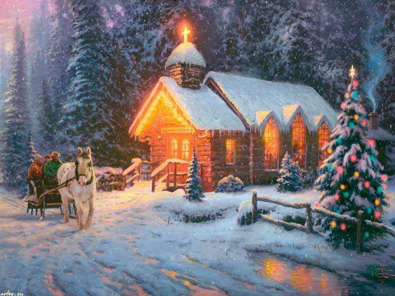 14 января ‒ Обрезание Господне (Старый Новый год)