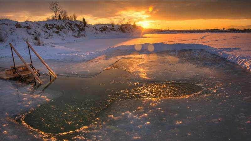 19 января ‒ Крещение Господне