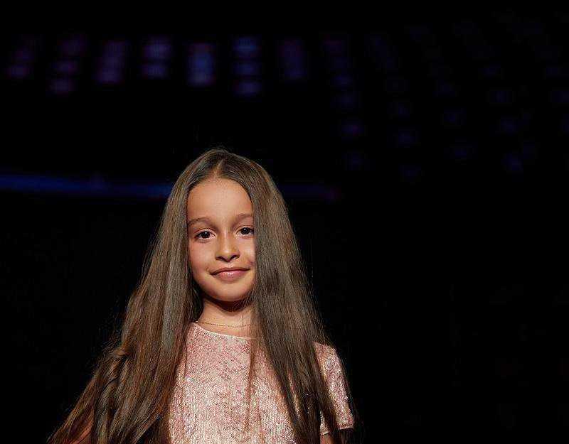 Маруся Будагова – дочка Ксении Бородиной