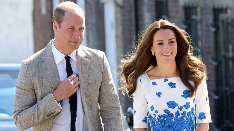 История любви Кейт Миддлтон и принца Уильяма