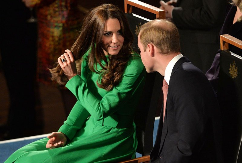 Судьбоносное знакомство Кейт Миддлтон и принца Уильяма