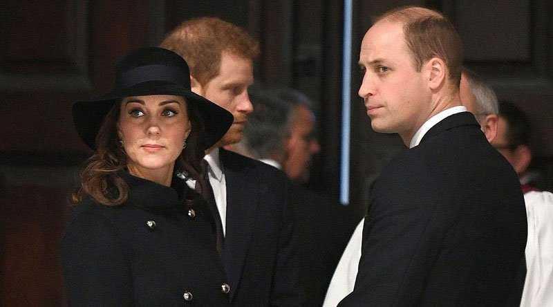 Ссора и расставание Кейт Миддлтон и принца Уильяма