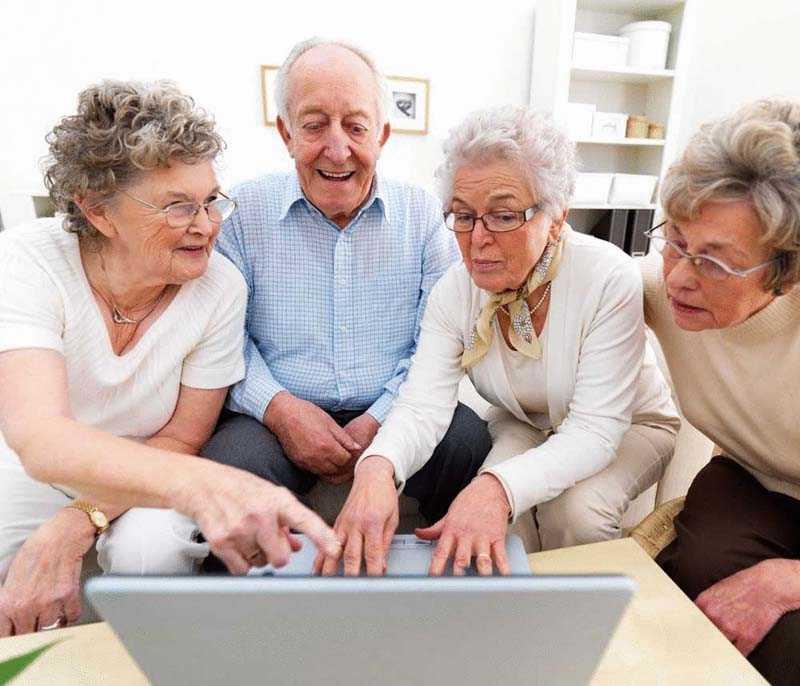 в интернете поиск любви пожилым людям