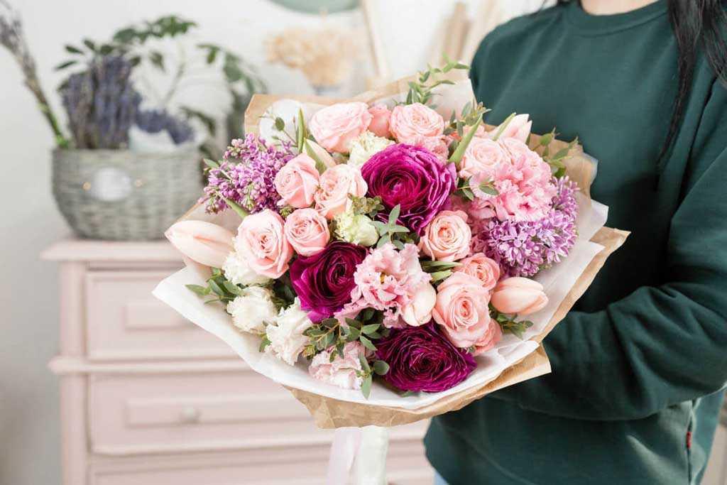 Что означает определенное число цветков в букете