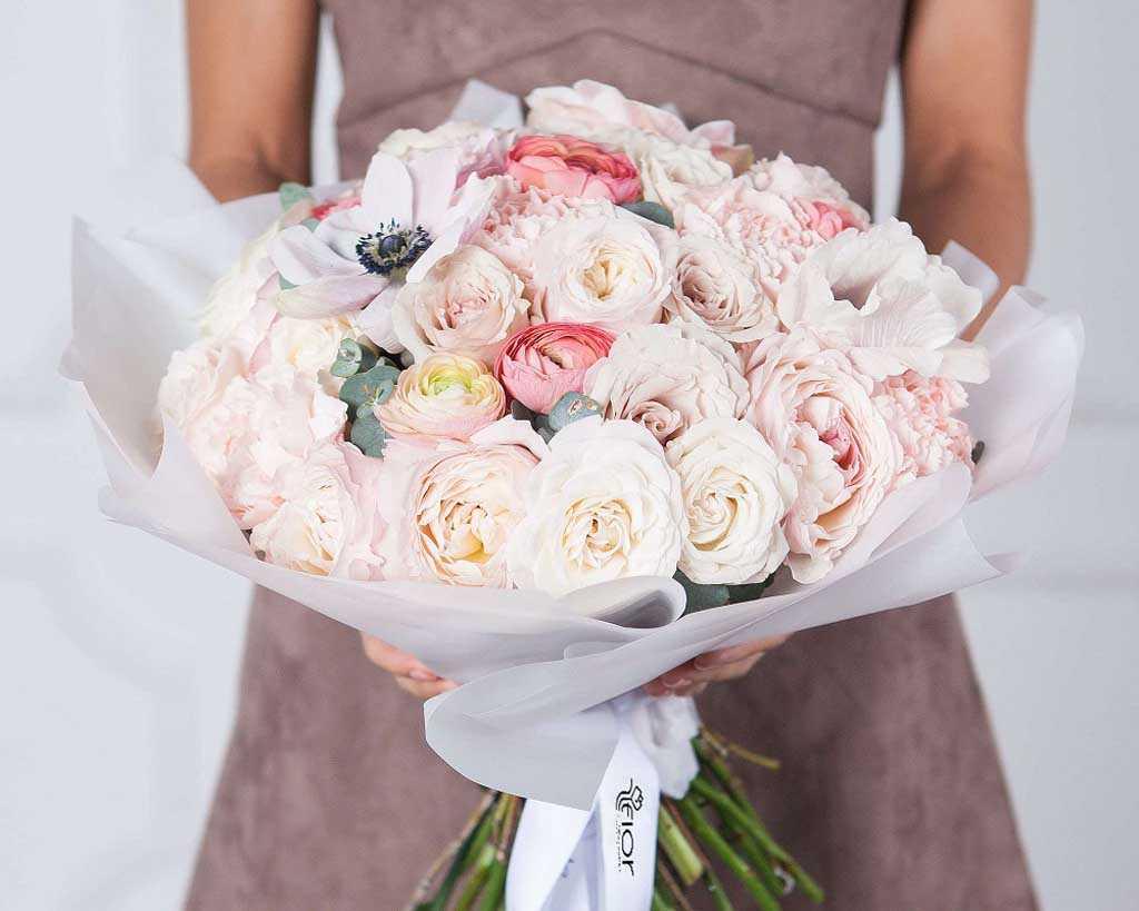 В каких странах дарят цветы по тому же принципу, что и в России