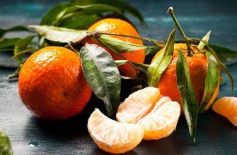 Какие мандарины самые сладкие и сочные